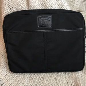 "Coach 13"" Laptop Sleeve"